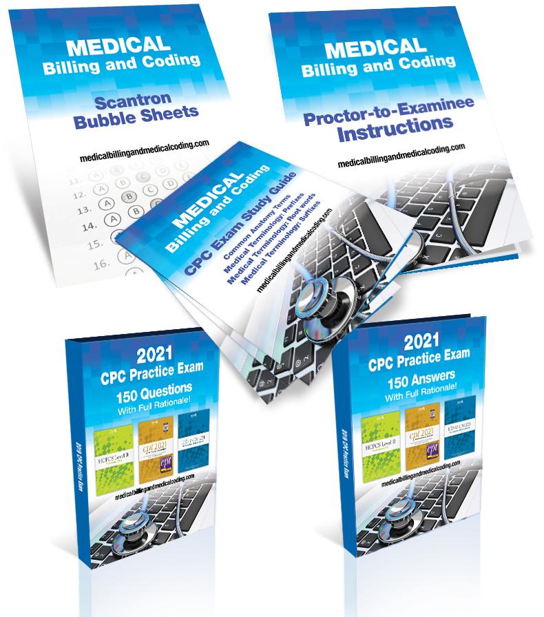 CPC Practice Exam 150 Questions