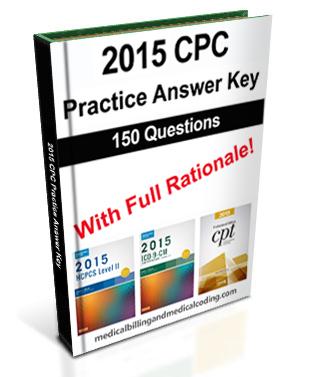CPC Practice Exam Rationale