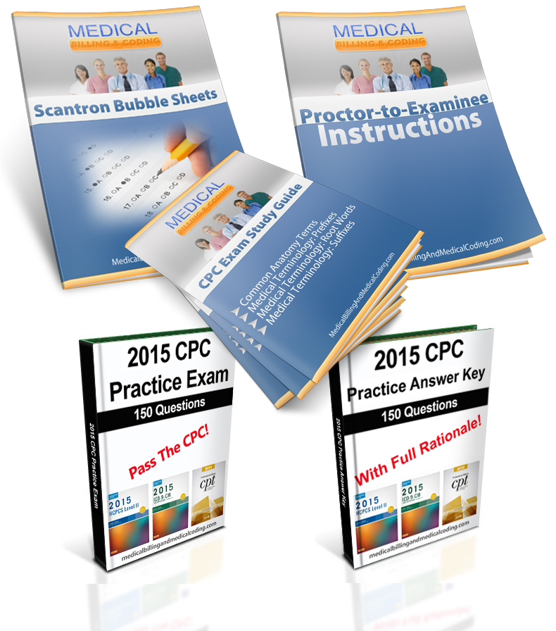 CPC Practice Exam Bundle