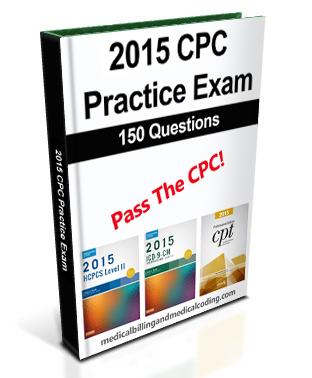 2015 CPC Exam Questions