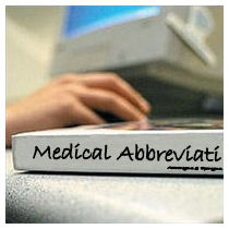 medical terminology abbreviations