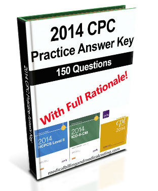 CPC Practice Exam Rationale