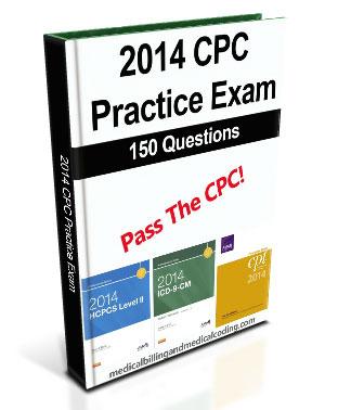 2014 CPC Exam Questions